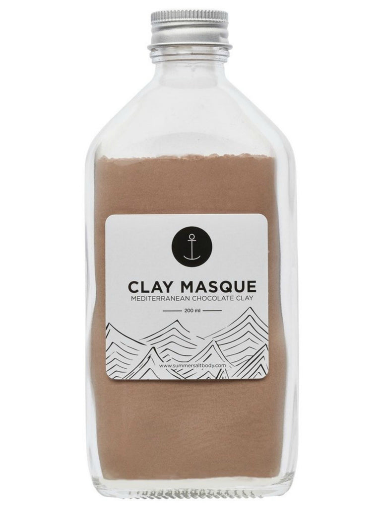 Mediterranean Chocolate Clay Masque 200mL