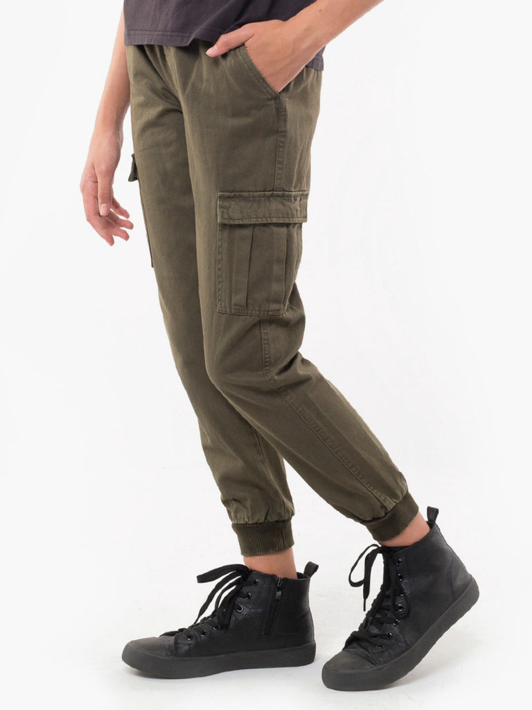 Eve's Girl Utility Cargo Pant