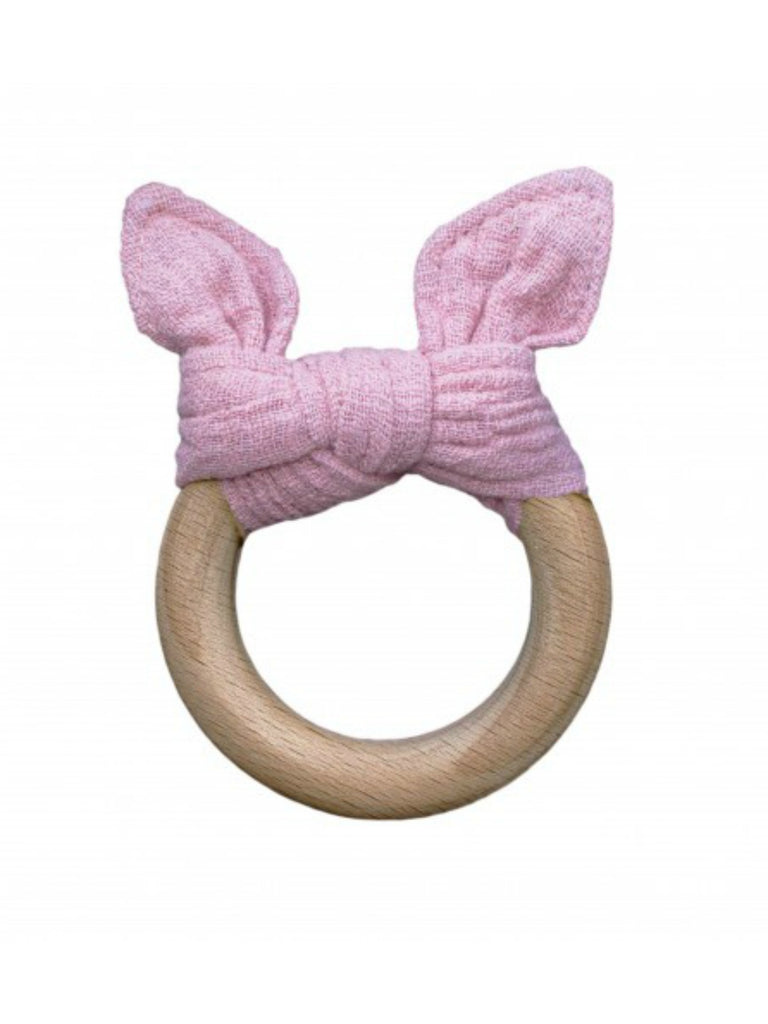 Rose the Cat Teether Ring