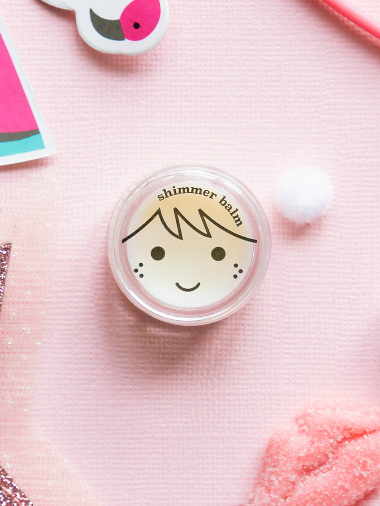 Sparkly Shimmer Balm