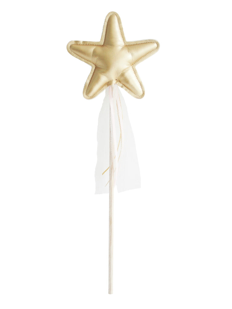 Amelie Star Wand | Gold