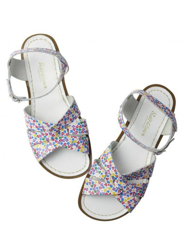 Salt Water Sandals Kids | Original Floral