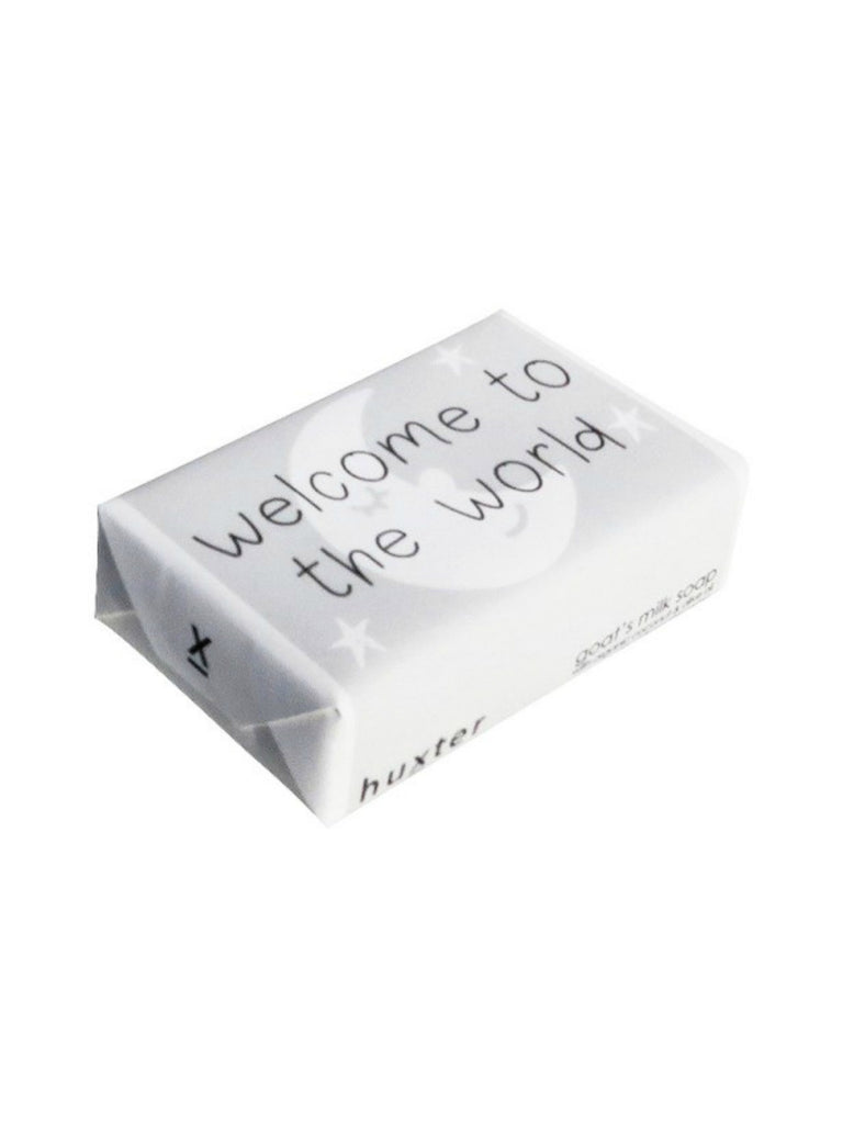 Huxter Soaps | Baby Welcome to the World