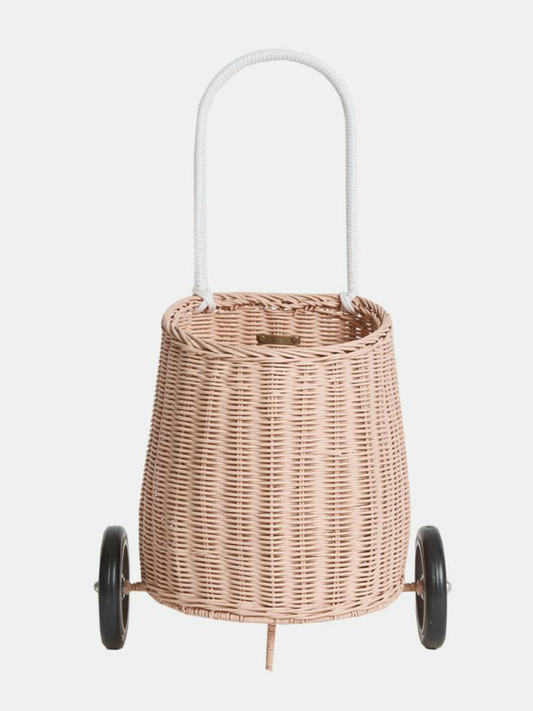 Luggy Basket | Rose