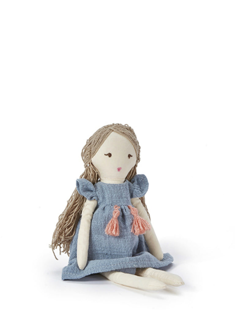 Baby Lily Doll | Blue