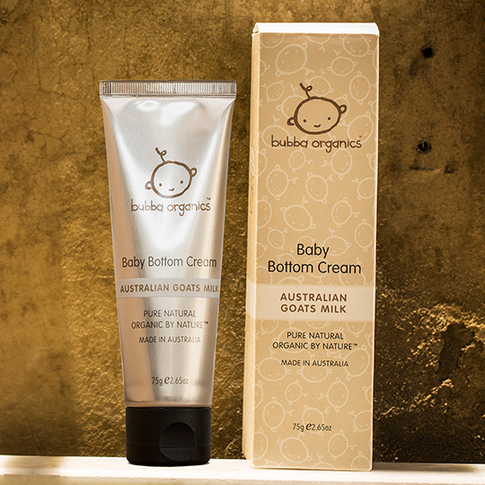 Bubba Organics | Baby Bottom Cream