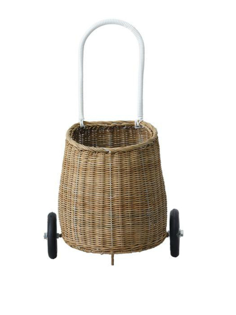 Olli Ella Luggy Basket | Natural