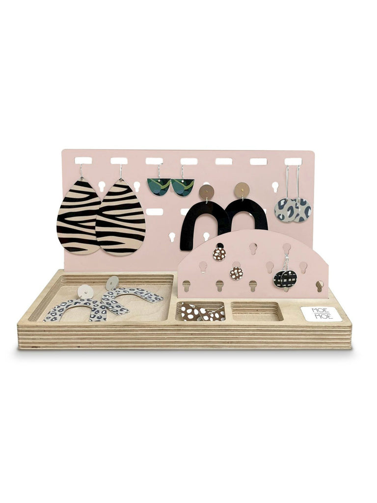 Jewellery Organiser | Peach