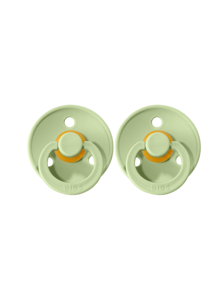 BIBS Colour Double Pack | Pistachio