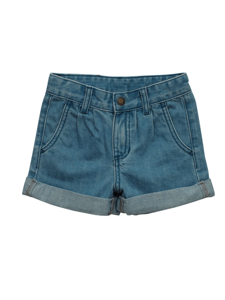 Rock Your Baby Denim Shorts | Light Blue