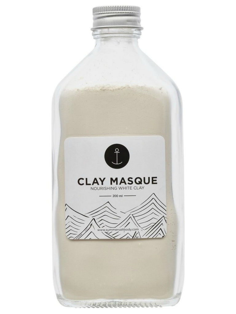 White Clay Masque 200mL