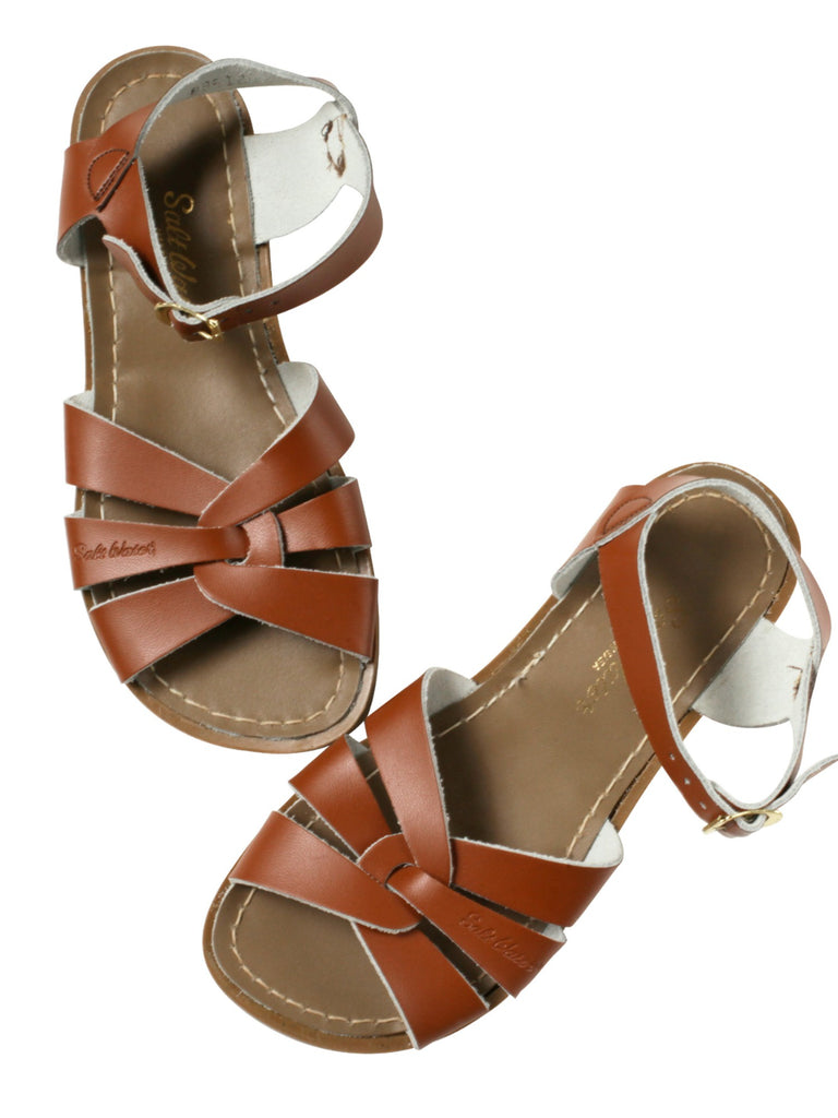 Salt Water Sandals Kids | Original Tan