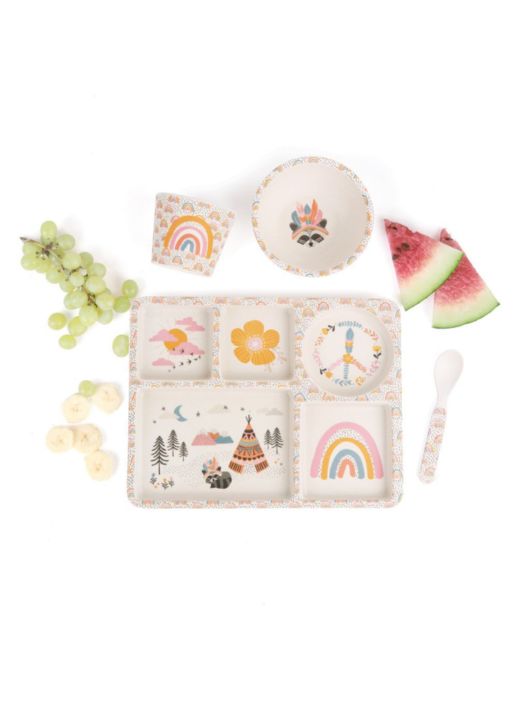 Love Mae Divide Plate Set | Gypsy Girl