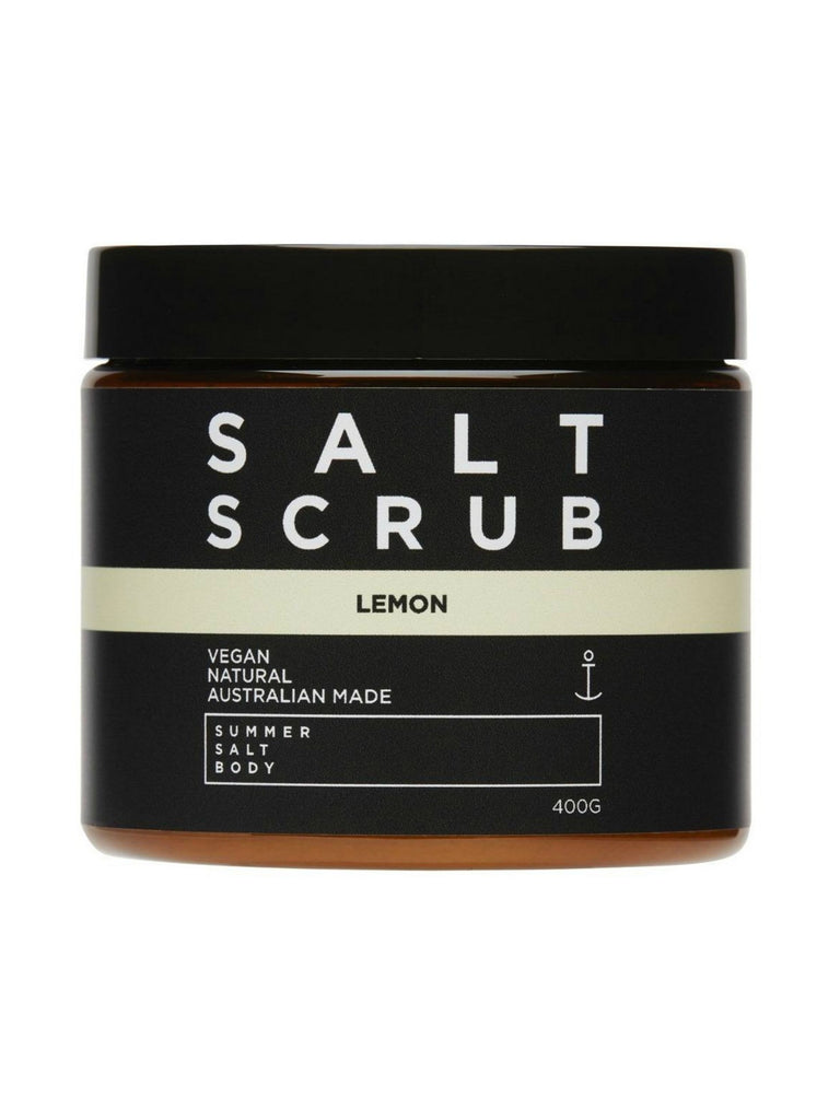 Salt Scrub 400g | Lemon