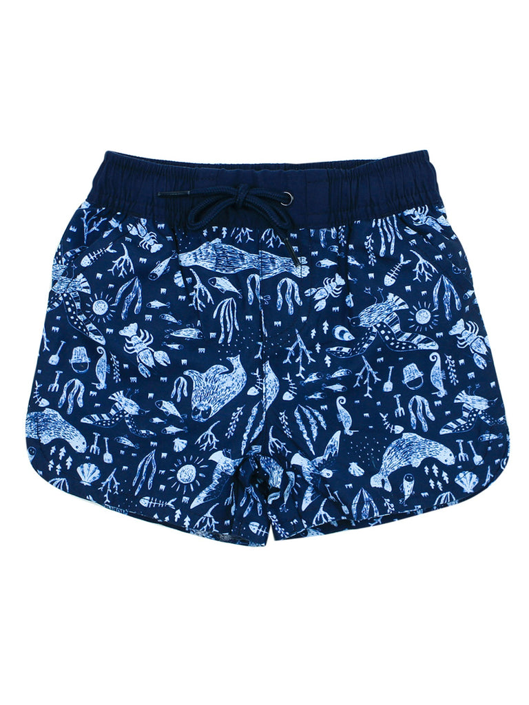 Jayce Boys Swim Boardshort