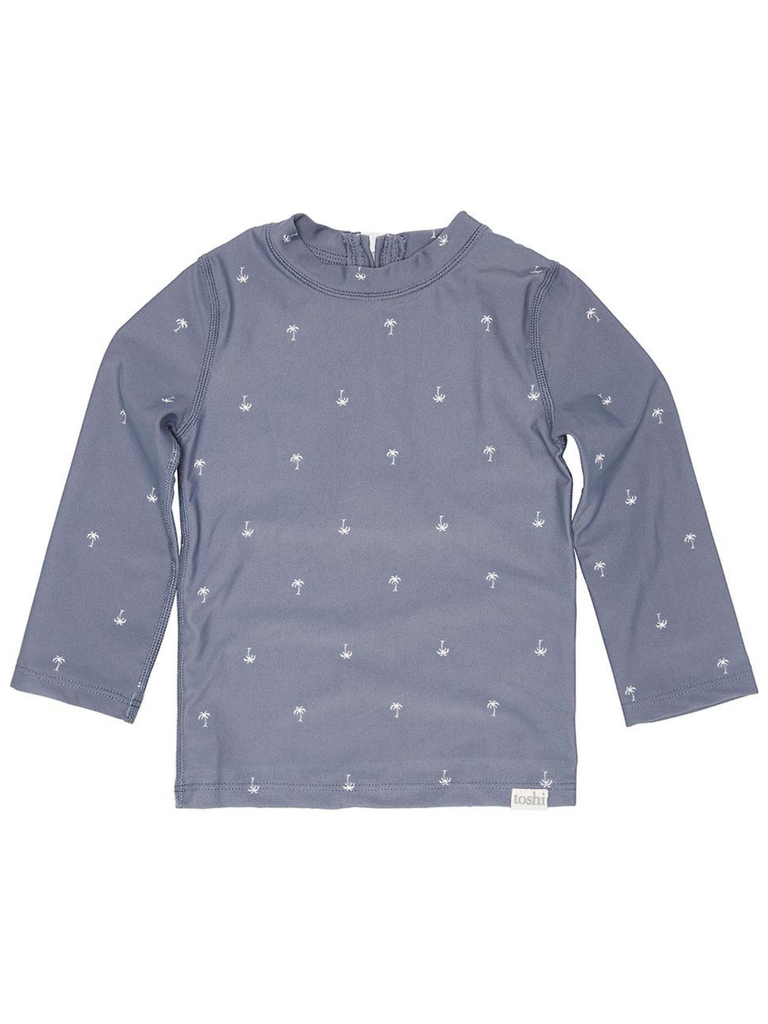 Toshi Swim Rashie Long Sleeve Seaside