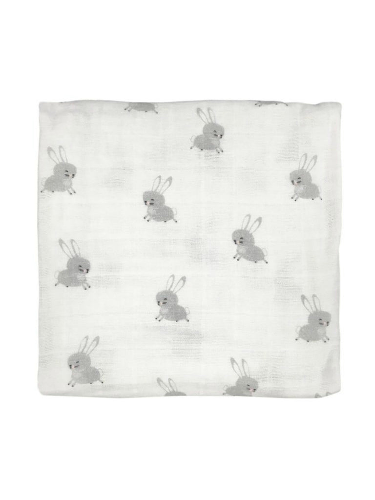Floating Bunny Muslin