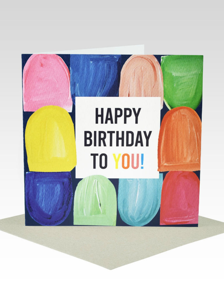 Rhicreative Happy Birthday To You! Card