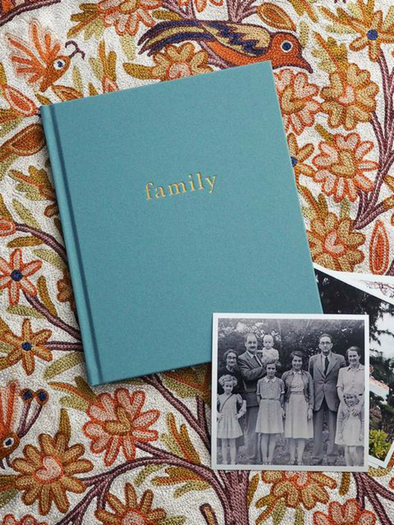Family - Our Family Book