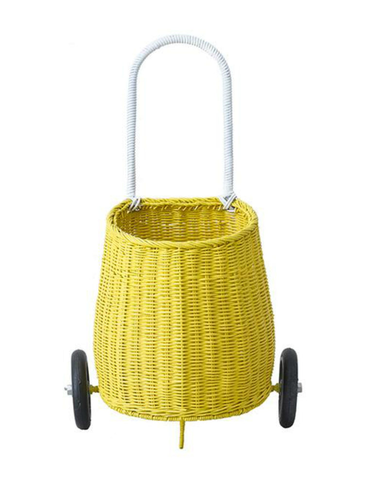Luggy Basket | Yellow
