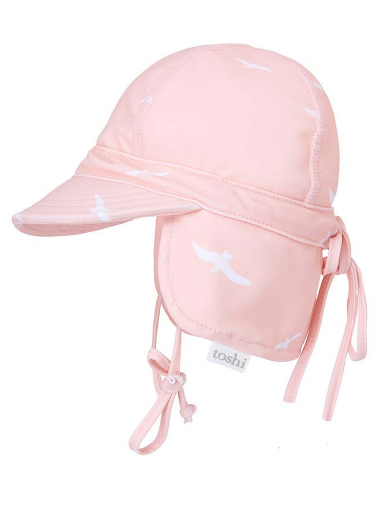 Toshi Swim Flap Cap Palm Beach