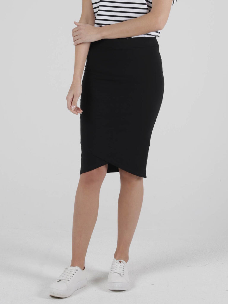 Siri Skirt | Black