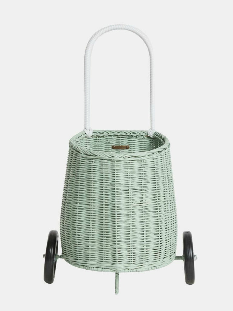 Luggy Basket | Mint