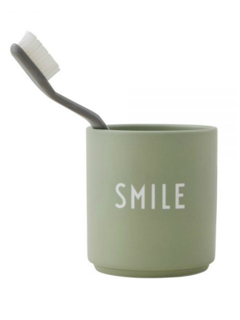 Design Letters Favorite Cup | Smile