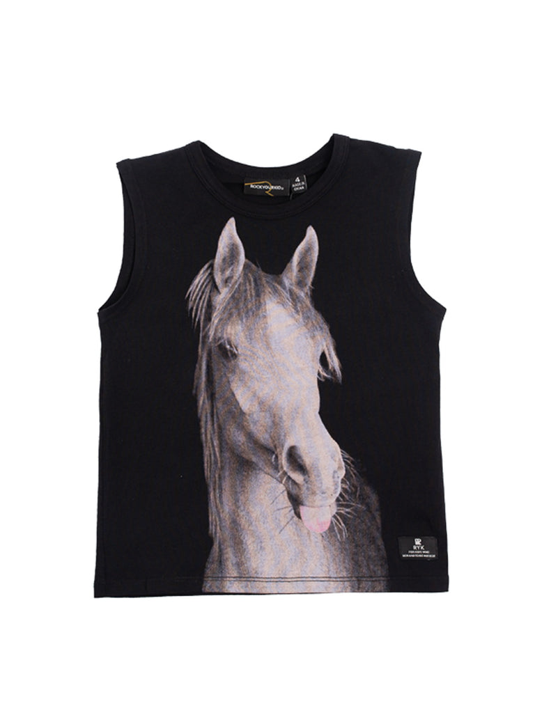 Rock Your Baby | Mr Ed Singlet