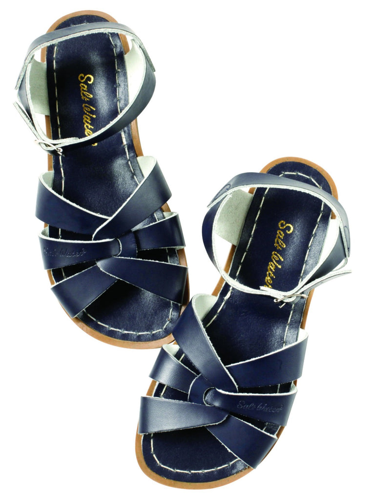 Salt Water Sandals Kids | Original Navy