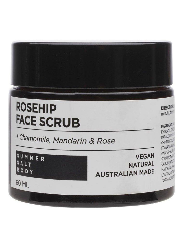Rosehip Face Scrub 60ml