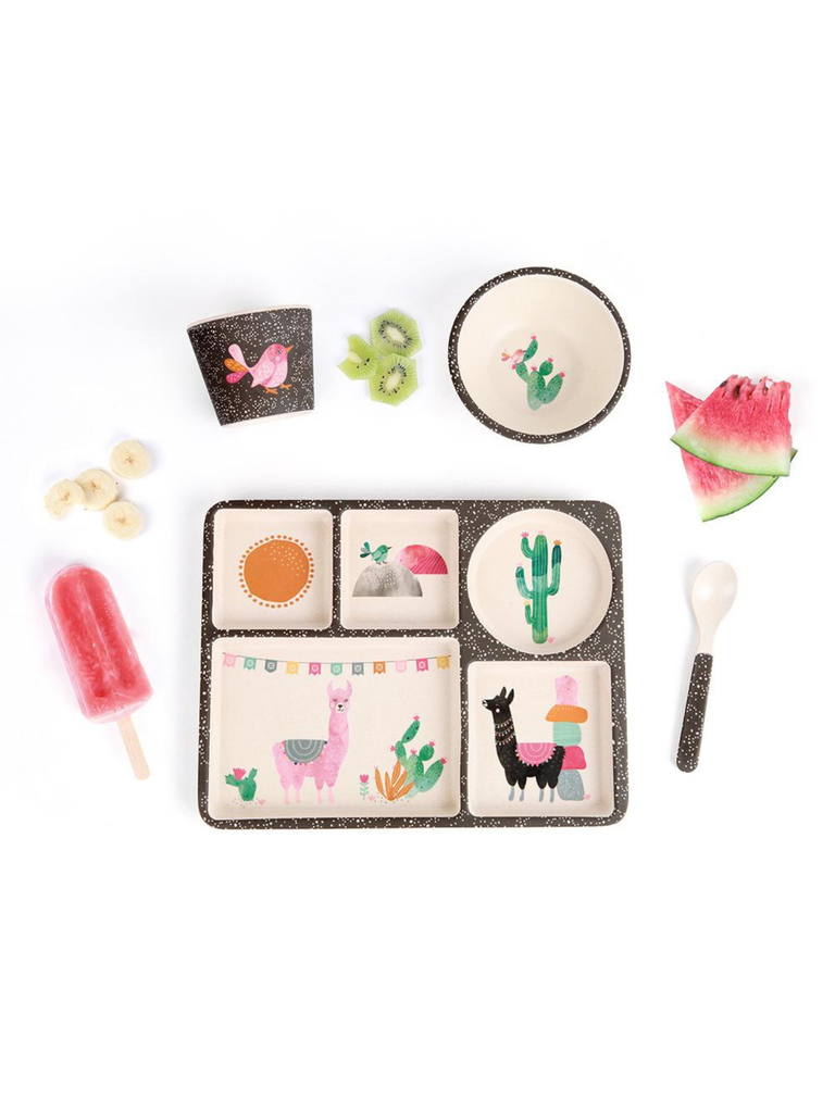 Love Mae Divide Plate Set | Llamarama