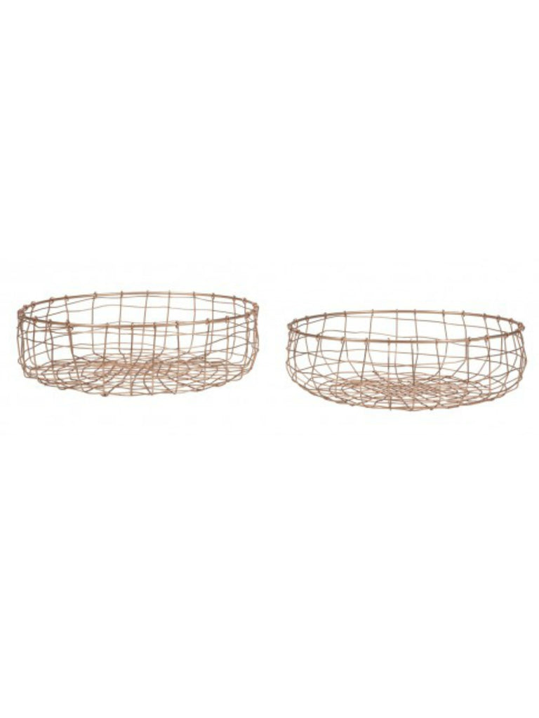 Fruit Baskets | Copper (set)