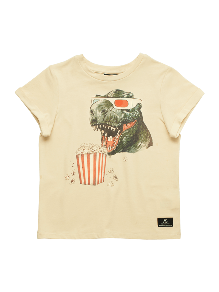 Rock Your Baby World Premier SS T-Shirt | Cream
