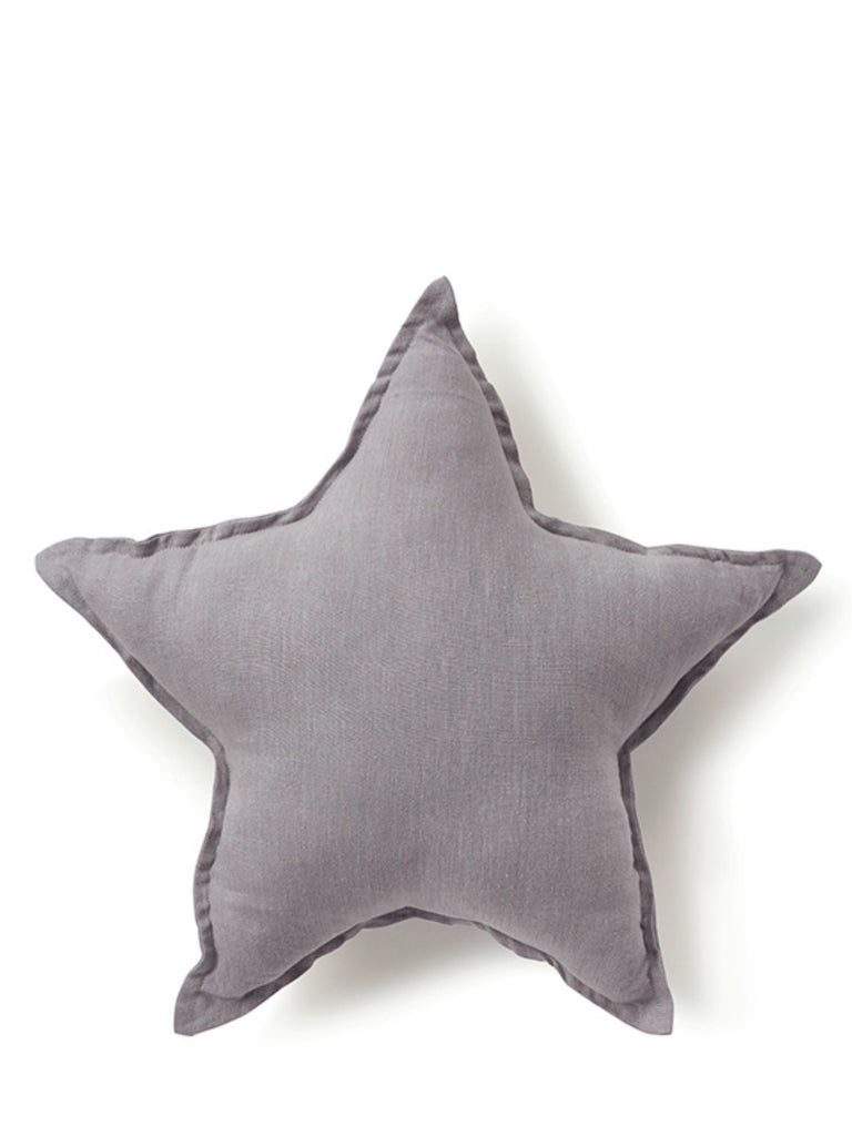Star Cushion | Grey