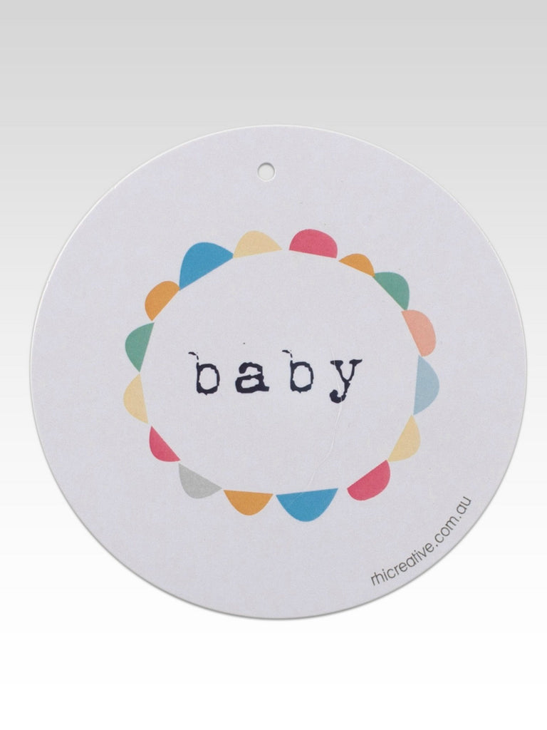 Gift Tag | Baby