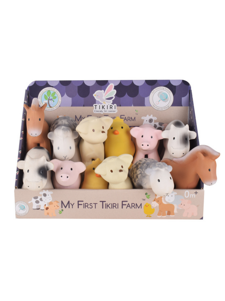 Tikiri Farm Animals | Pig