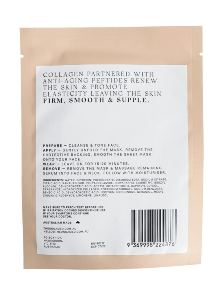 Firming & Anti-Ageing Sheet Mask