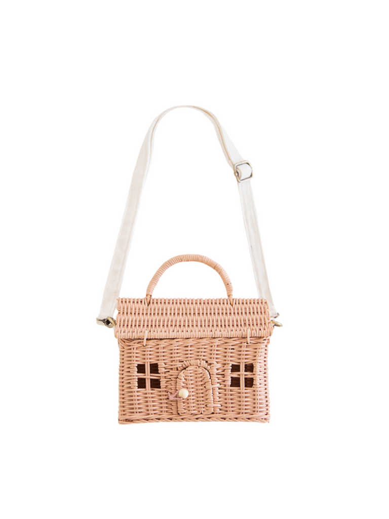 Olli Ella Casa Bag | Rose