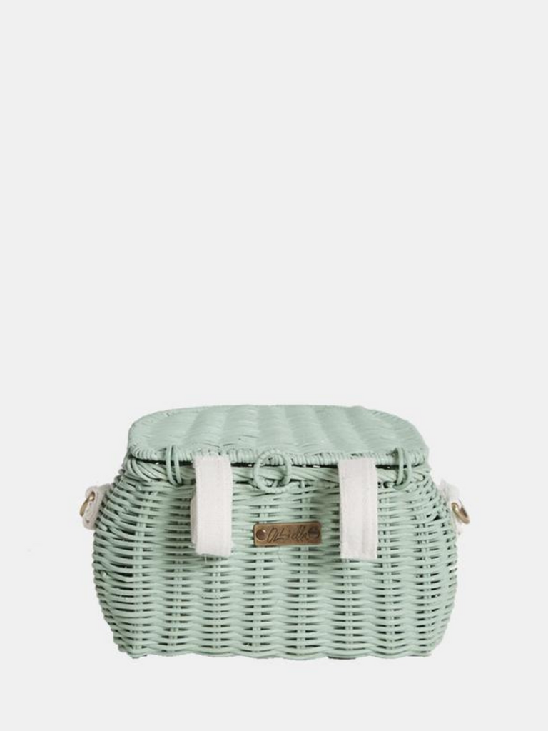 Olli Ella Mini Chari Bag | Mint