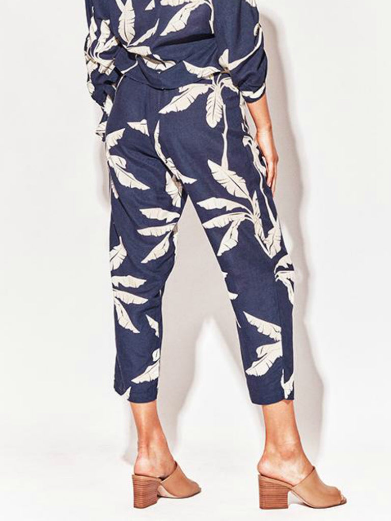 Palm Seeker Pleat Pant