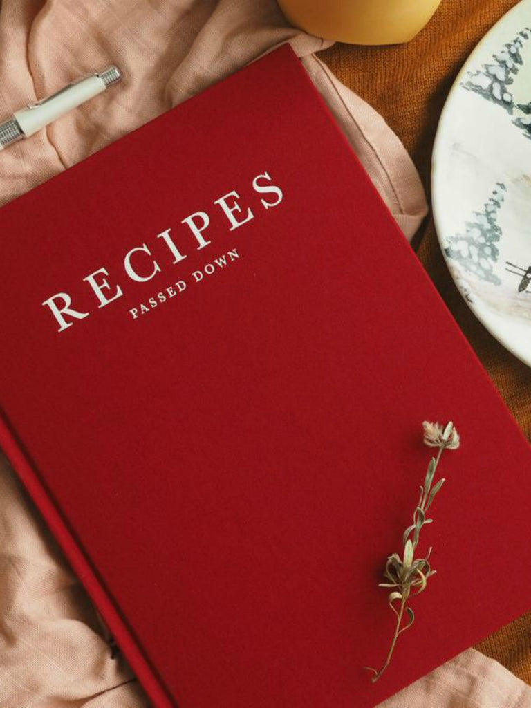 Write to Me Recipes Passed Down | Wine