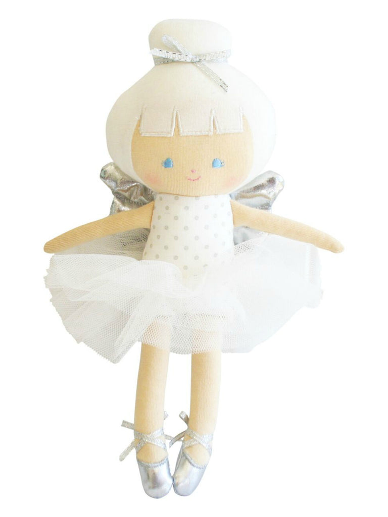Lilly Baby Christmas Fairy | Silver