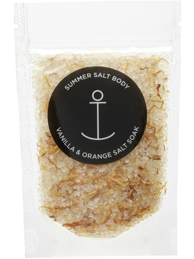 Mini Salt Soak | Vanilla + Orange