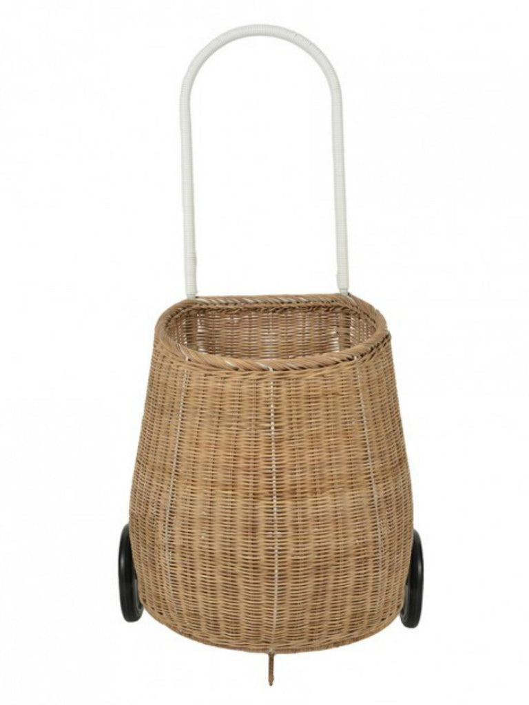 Luggy Basket | Large Natural