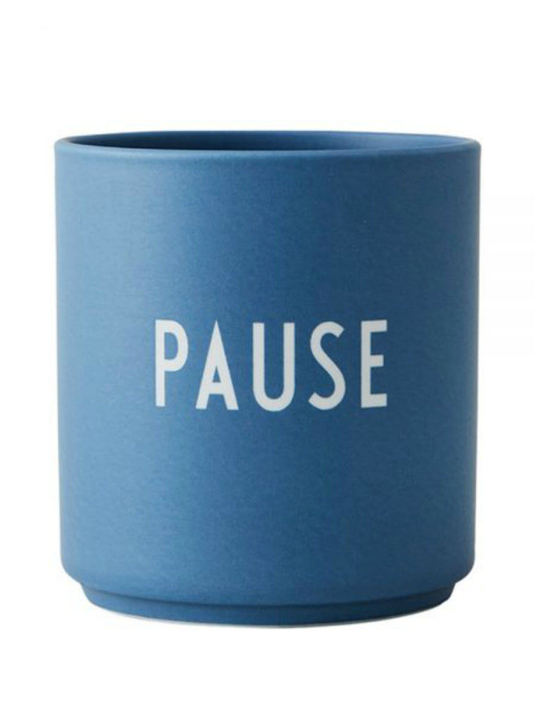 Design Letters Favorite Cup | Pause