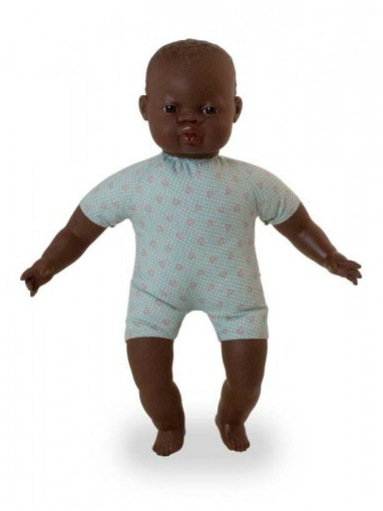 Miniland Doll | Soft Bodied African 40cm