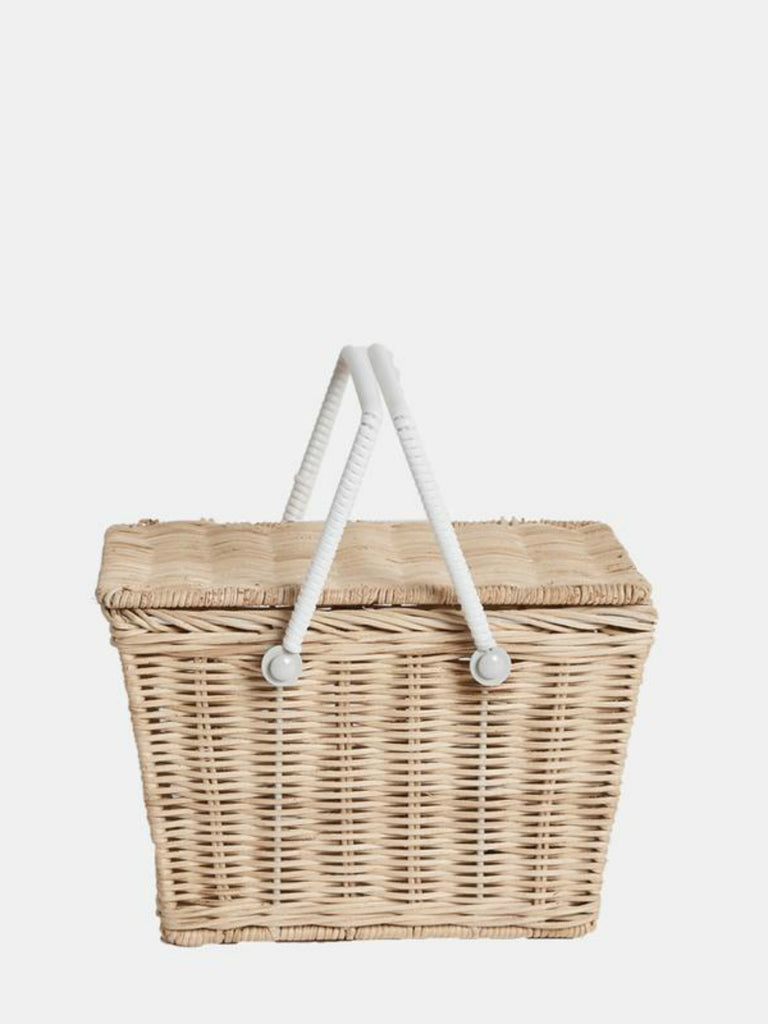 Piki Basket | Straw