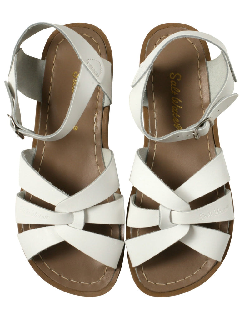 Salt Water Sandals Kids | Original White