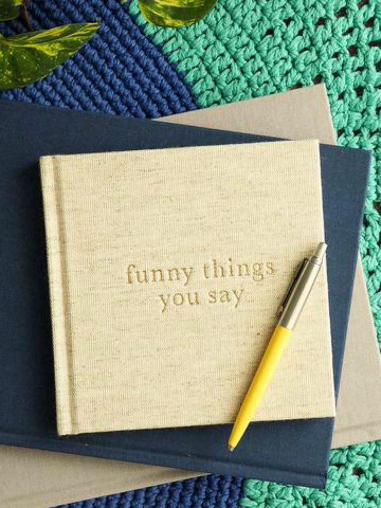 Write to Me Funny Things My Kids Say | Natural